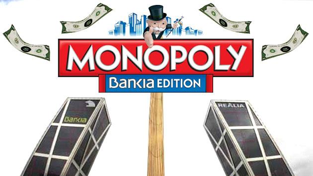 monopoly bankia edition