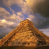 ruinas mayas chichen itza mexico