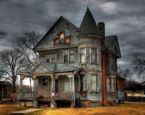 Casa abandonada, Filadelfia