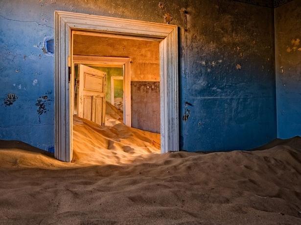 2. Kolmanskop en el Desierto de Namib