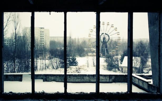 9. Pripyat, Ucrania