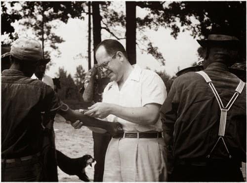 Experimento sifilis en tuskegee